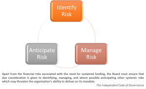 Fundraising, Sustainability and Risk