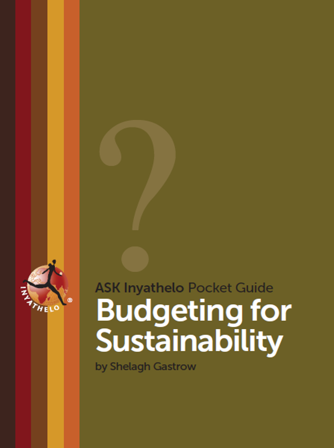 Budgeting for Sustainability